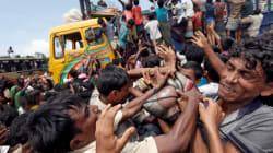 Le Bangladesh autorise l'accès des ONG aux camps de réfugiés