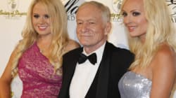 Le fondateur de Playboy Hugh Hefner est décédé à l'âge de 91