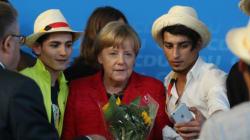 메르켈의 승리가 독일 내 난민 100만명에 미칠