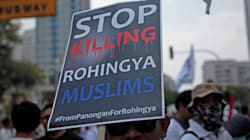 Rohingya Children Are Falling Sick Amid Flashbacks Of Hell Back