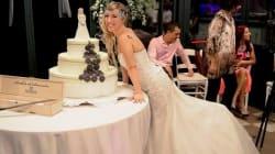 Une Italienne décide de se marier à...
