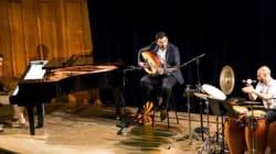 Tournée en Algérie d'Insula, un groupe de jazz en hommage à Frantz