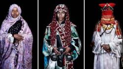 Un hommage à Leïla Alaoui sur l'esplanade de la mosquée Hassan II à