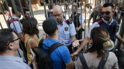 Καταλήψεις από Καταλανούς σε εκλογικά τμήματα για να προστατεύσουν το