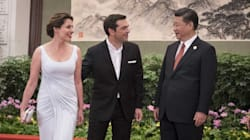 Επισκέπτρια καθηγήτρια στο Πανεπιστήμιο Τηλεπικοινωνιών του Πεκίνου αναγορεύθηκε η κ. Μπέττυ Μπαζιάνα, σύζυγος του