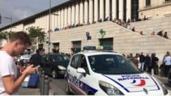 Gare Saint-Charles de Marseille: un homme abattu après avoir attaqué des passants au