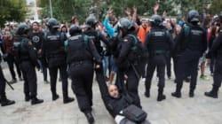 Référendum en Catalogne: les policiers font au moins 337