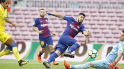 Le Barça joue à huis clos en raison des tensions en