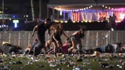 À Las Vegas une fusillade fait des dizaines de morts et de