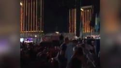 Las Vegas: les spectateurs filmaient le concert au Mandala Bay quand une fusillade a