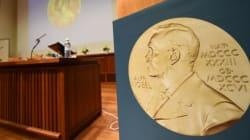 노벨 생리의학상 수상자가