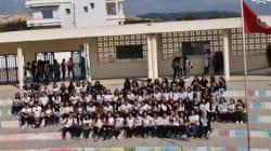 En Tunisie, des lycéennes protestent contre l'obligation de porter un