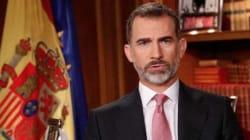 Le roi d'Espagne Felipe VI accuse les dirigeants catalans de s'être mis