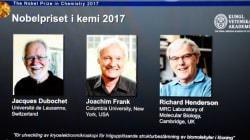 Le prix Nobel de chimie attribué à deux Européens et un