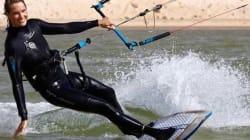La championne Doris Wetzel bientôt à Bizerte, dernière destination de sa traversée de la Méditérannée en