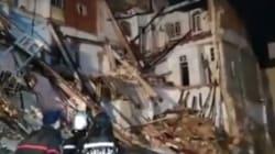 Un immeuble s'effondre à Sousse, six morts et plusieurs