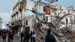 Les causes techniques de l'effondrement de l'immeuble de Sousse, selon un rapport du ministère de