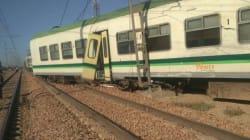 ONCF: Un train percute un tracteur et déraille près de