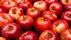 Γιατί τα μήλα έχουν αυτά τα μικρά λευκά