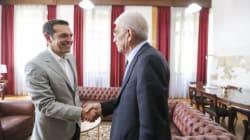 Την αναπτυξιακή προοπτική της Θεσσαλονίκης συζήτησαν Τσίπρας, Μπουτάρης και