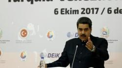 Maduro effectue une escale technique à