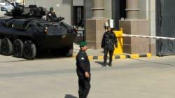 Un palais royal saoudien attaqué par un homme armé, deux gardes