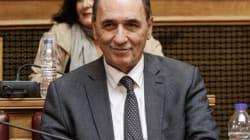 Σταθάκης: Συμφωνία για την κατασκευή του αγωγού East Med θα υπογραφεί τον Δεκέμβριο στη