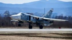 Συντριβή ρωσικού πολεμικού αεροσκάφους στη Συρία. Νεκροί οι