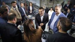Με τους νέους επιχειρηματίες του Βόλου συναντήθηκε ο Αλέξης