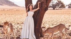 Η Angelina Jolie στην ωραιότερη φωτογράφιση της ζωής της για το επετειακό τεύχος του Harper's