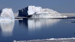 Μυστηριώδης, κολοσσιαία τρύπα εμφανίστηκε στους θαλάσσιους παγετώνες της