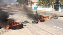 Habitants en colère, incendies et routes bloquées: La tension monte à