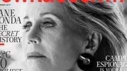 Η Jane Fonda είναι 79 ετών, χωρίς ρετούς και