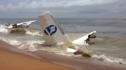 Συνετρίβη αεροσκάφος στην Ακτή