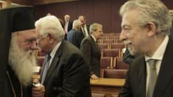 Συνάντηση του Κοντονή με τον αρχιεπίσκοπο Ιερώνυμο για την νομική αναγνώριση της ταυτότητας