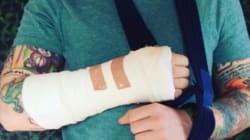 에드 시런의 부상에 내한공연 주최 측이 밝힌