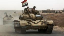 Les forces de Bagdad s'imposent face aux Kurdes dans la province de