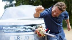 제이미 올리버의 차는 세상에 단 한 대