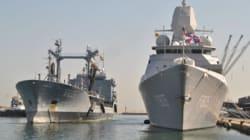 Le 1er Groupe naval de l'OTAN