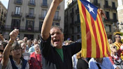 Catalogne: manifestations contre l'incarcération de deux