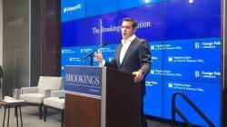 Τσίπρας στο Brookings: Η Ελλάδα έχει επιστρέψει και μπαίνει σε μια νέα εποχή. Γιατί