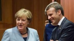 Σύνοδος Κορυφής: Στήριξη Μέρκελ και Μακρόν στην ισπανική κυβέρνηση για το θέμα της