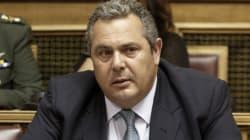 Καμμένος: Ο Αλέξης Τσίπρας δεν πήγε στις ΗΠΑ ως πρόεδρος του ΣΥΡΙΖΑ, αλλά ως Έλληνας