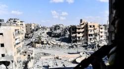 En ruines, Raqa face à l'immense défi de la