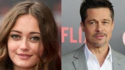 Φήμες θέλουν τον Brad Pitt να βγαίνει με την 21χρονη Ella Purnell (που έπαιζε τη νεαρή Angelina στο
