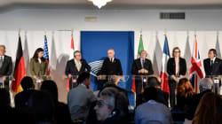 G7 et géants de l'internet d'accord pour bloquer la propagande