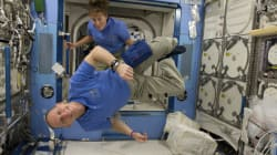 Il y a un hic avec les sous-vêtements des astronautes dans