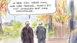 Darum ist Merkel