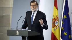 Madrid veut destituer le gouvernement catalan et convoquer des