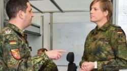 Η πρώτη transexual διοικητής στο γερμανικό στρατό είναι